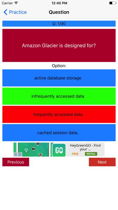 AWS Certified Solutions Architect - Associate Examのおすすめ画像3