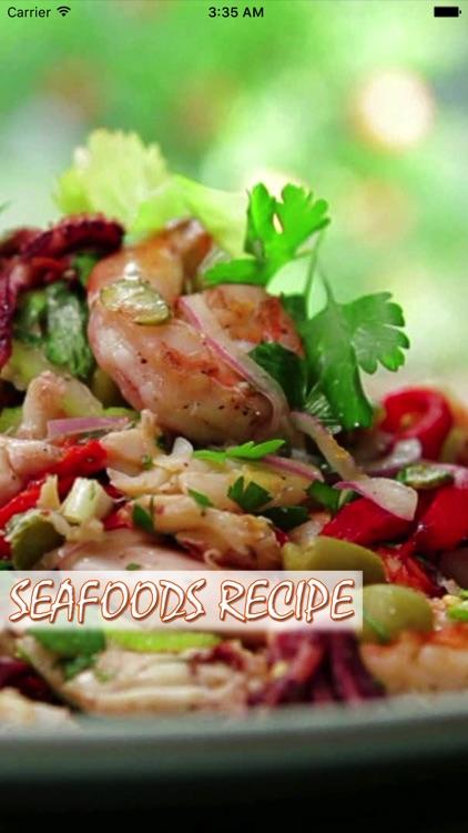 Seafoods Recipe