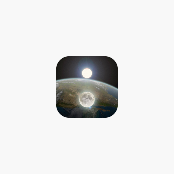 Moonrise on the App Store