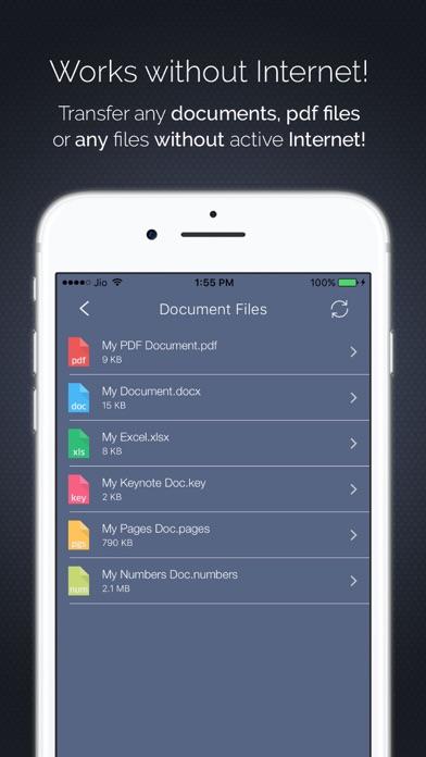 Air Share : Wifi File Transfer screenshot two