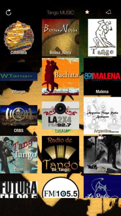 Tango Music Radio ONLINE FULL