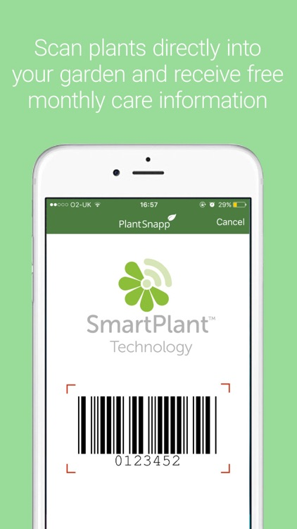 SmartPlant™-Gardening, Plant Identification & Care