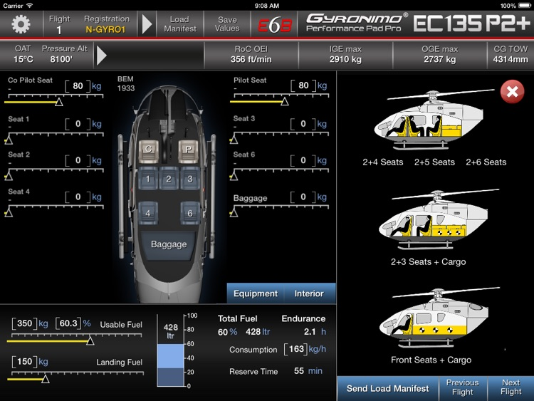EC135P2 Plus screenshot-3