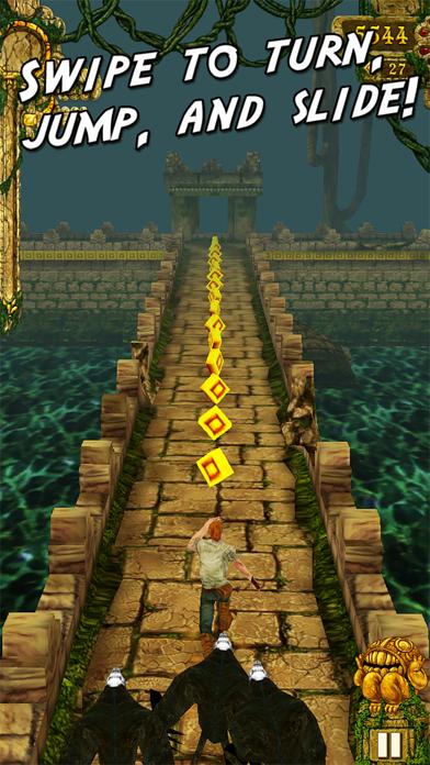 Temple Run Скриншоты3