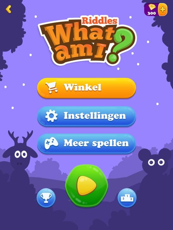 Wat Ben Ik? Raadsels met Antwoorden iPad app afbeelding 5
