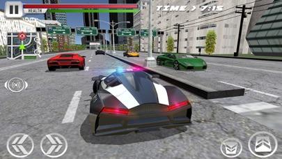 市警察 運転手 ゲームのおすすめ画像1