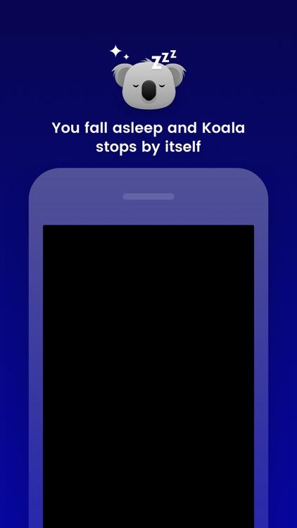 Koala, to sleep better and faster screenshot-3