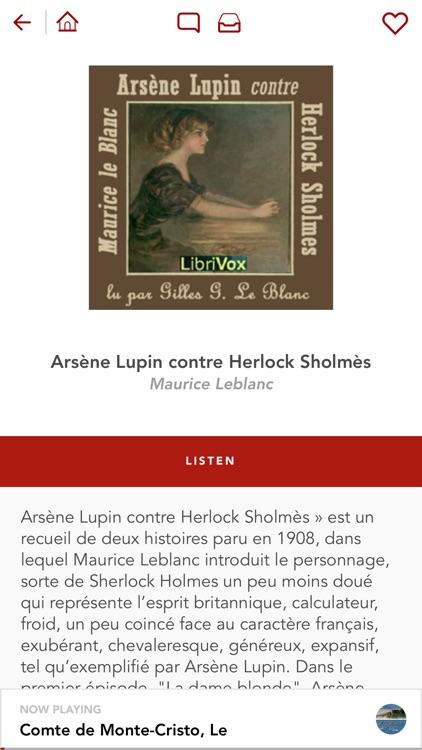 Livres Audio HQ screenshot-4