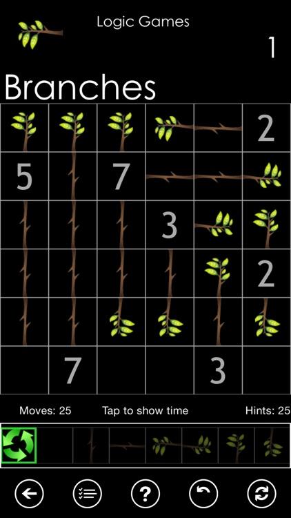 100 Logic Games - Time Killers FREE Puzzle Pack ! screenshot-3