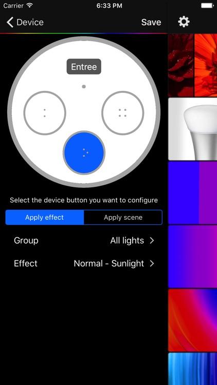 Thorlight for Philips Hue screenshot-4