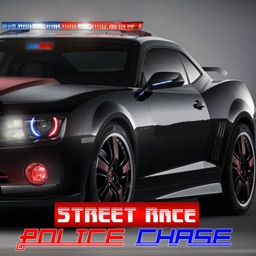 Street Race Police Chase
