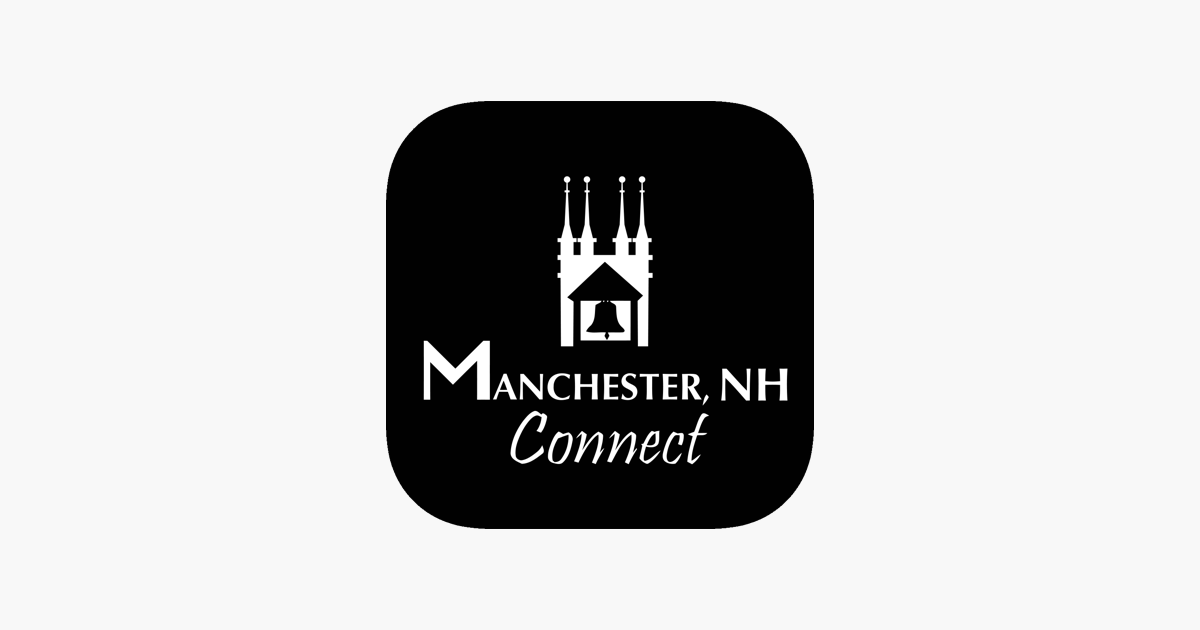 Manchester NH, Connect App Store'da