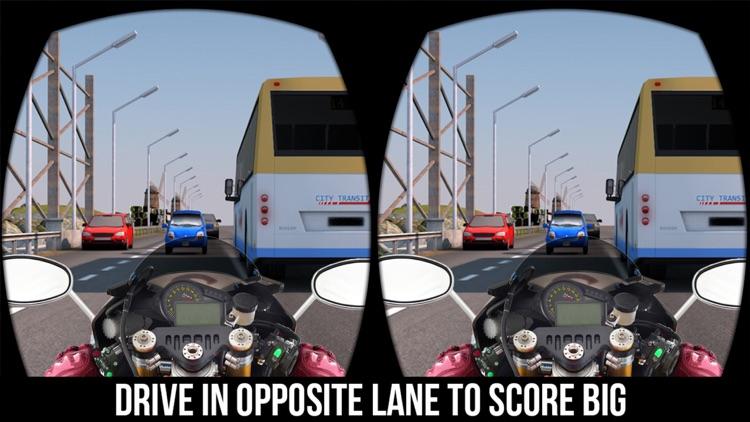 VR Crazy Bike Traffic Race - Top Racing Game Free