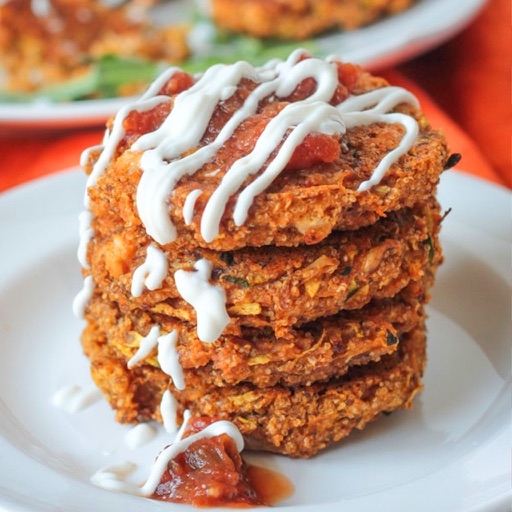 Fritter and Patties Recipes