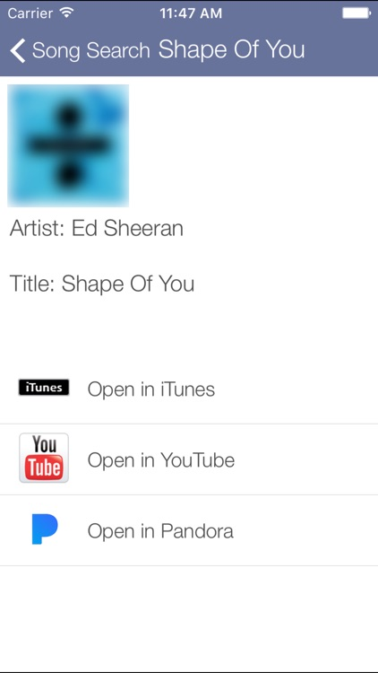 Premium Search for Music