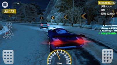 Night Race - 山岳高速リアルなスポーツカーレースのおすすめ画像3