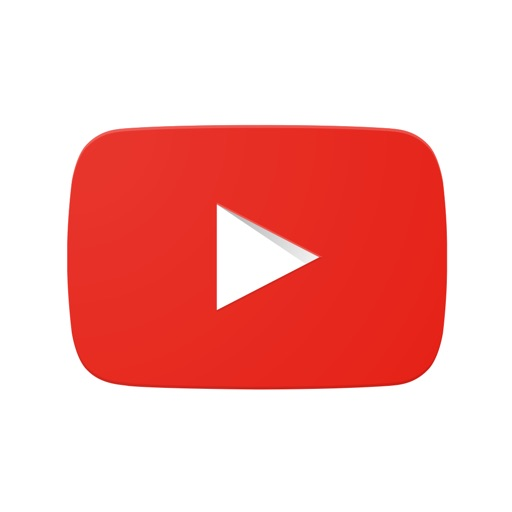 YouTube - Watch Videos, Music, and Live Clips app logo