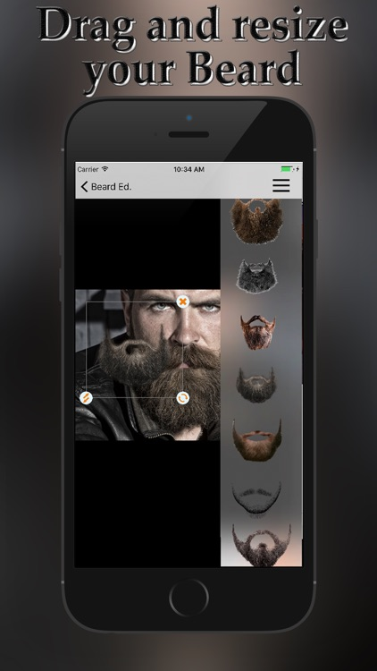 Beard Booth - grow a beard