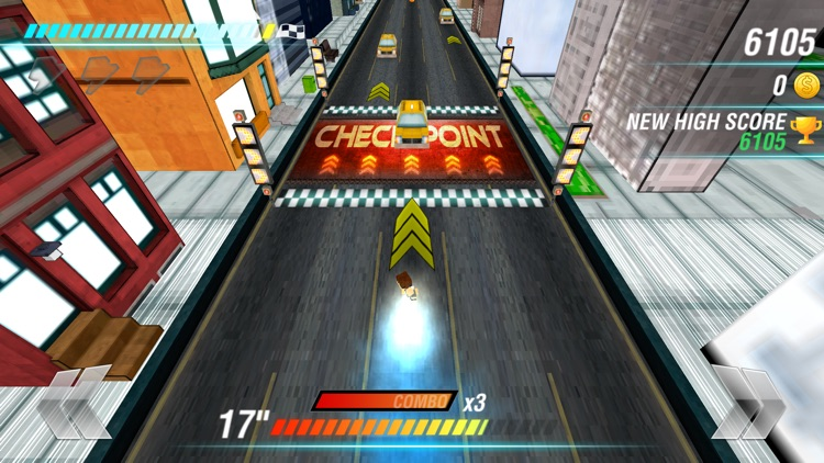 Skate Craft: City Rush screenshot-3