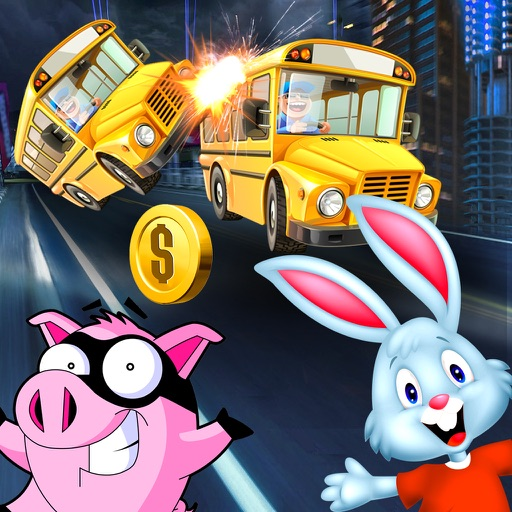 3D Pet Chase City Highway Racing Dash Free Games iOS App