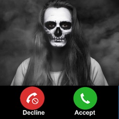 Ghost Scary Prank Call -#1 Fake Phone Call on the App Store