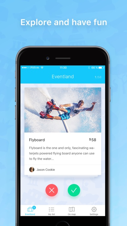 Eventland-where to+ top events screenshot-3