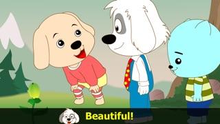 英語の会話を学ぶ話された英語聞き取りアニメーション漫画のおすすめ画像2