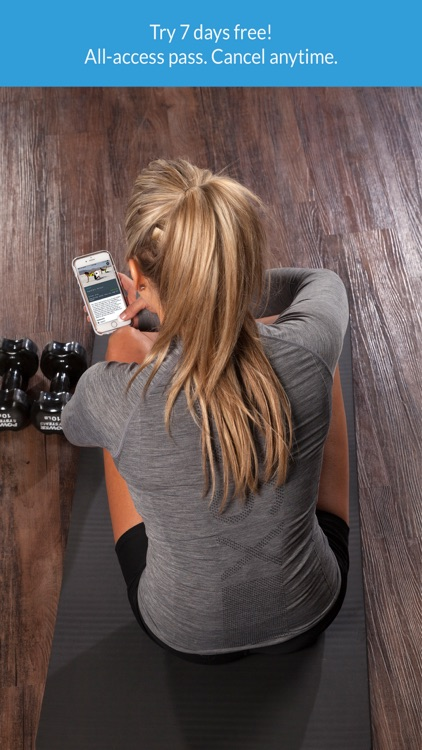 Fitness On Demand™ screenshot-4