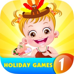 Baby Hazel Holiday Games-Pack of 10 Holiday Games