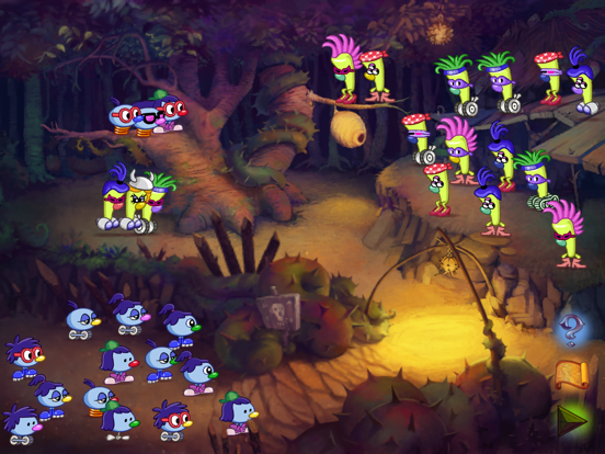 Zoombinis screenshot four