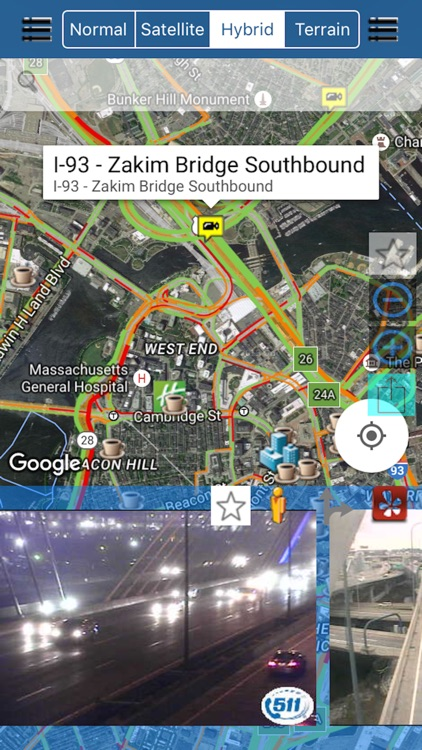 Traffic Cameras Pro screenshot-1
