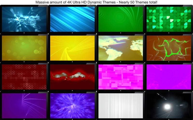 Abstract 4K Screenshot
