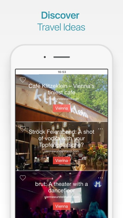 Vienna Travel Guide and Offline City Map