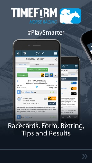 Timeform Horse Racing Race Cards Results Tips On The App Store