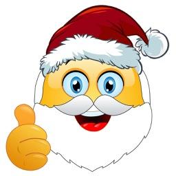 Flirty Christmas Emojis