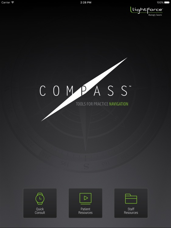 LightForce Compass