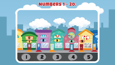 Learn to count numbers with Teacher TIlly Screenshot 1