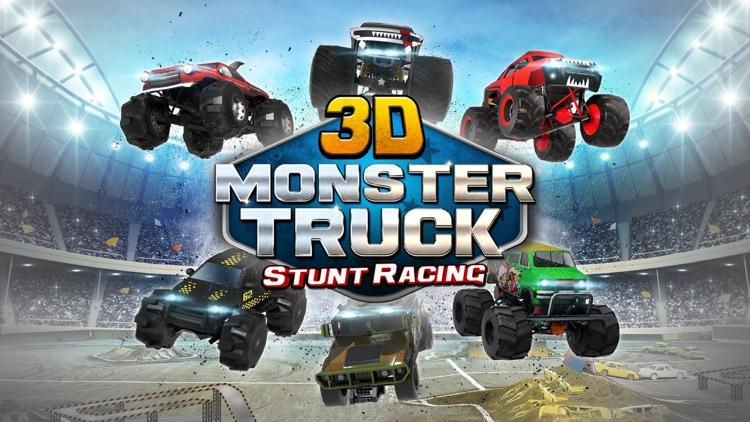 Monster Truck Parking Game Real Car Racing Games screenshot-0