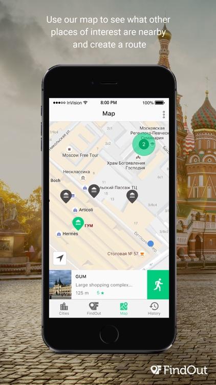 FindOut - Travel assistant screenshot-3