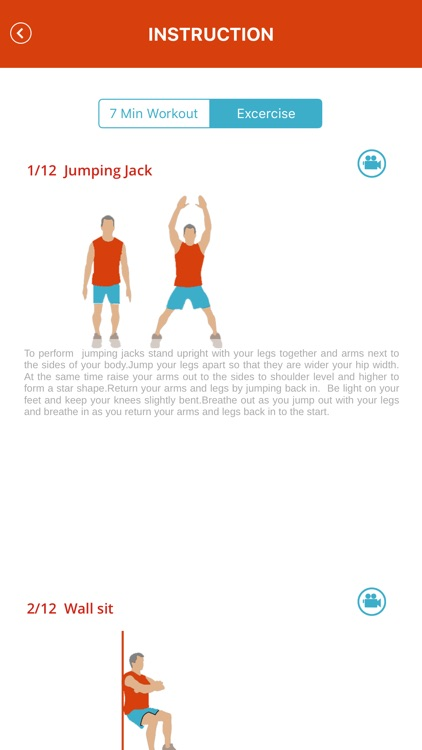 7-Minute Workout