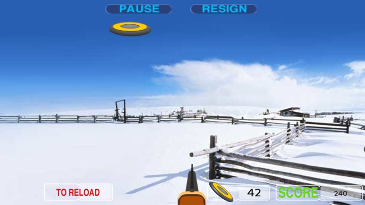 Clay pigeon shooting screenshot-4