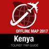 Kenya Tourist Guide + Offline Map
