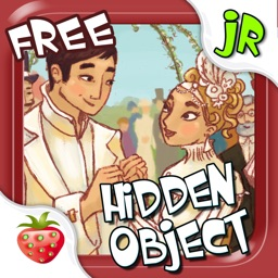 Hidden Object Game Jr FREE - Cinderella
