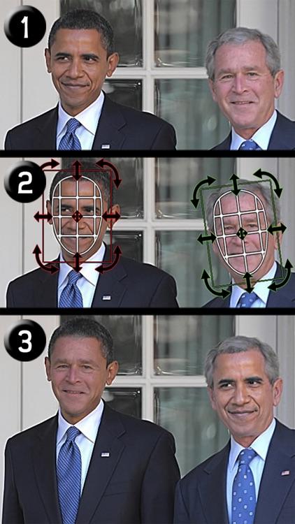 iSwap Faces LITE screenshot-4