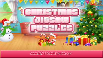 New Christmas Jigsaw Puzzles screenshot one