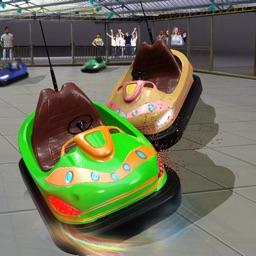 Bumper Cars Race Unlimited fun - Dodge Mania