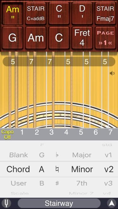 GuitarStudio screenshot four