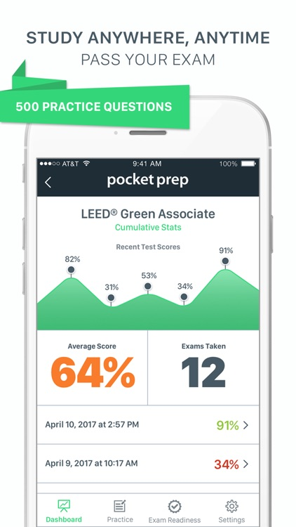 LEED GA Pocket Prep screenshot-0