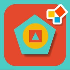 Montessori Geometrie - Ontdek de vormen met Tam & Tao