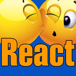 CLIPish React - Animated Stickers Set 1